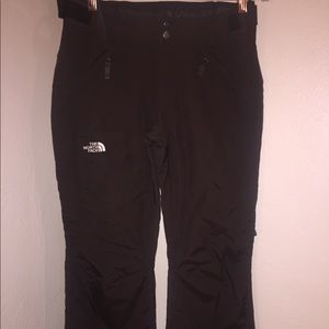 The North Face Hyvent ski pants size small
